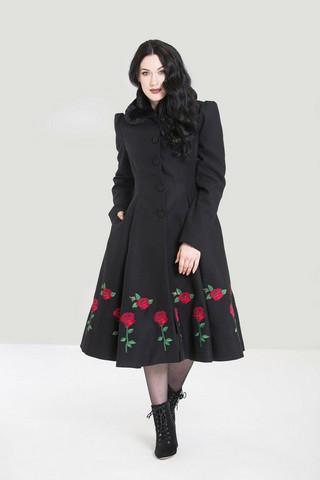 Musta ruusutakki