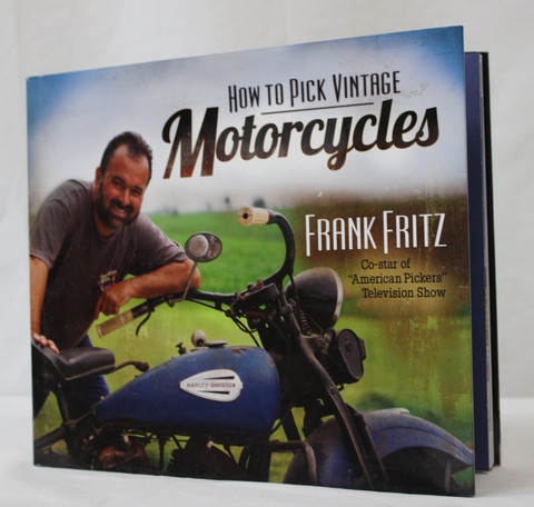Moottoripyörä kirja