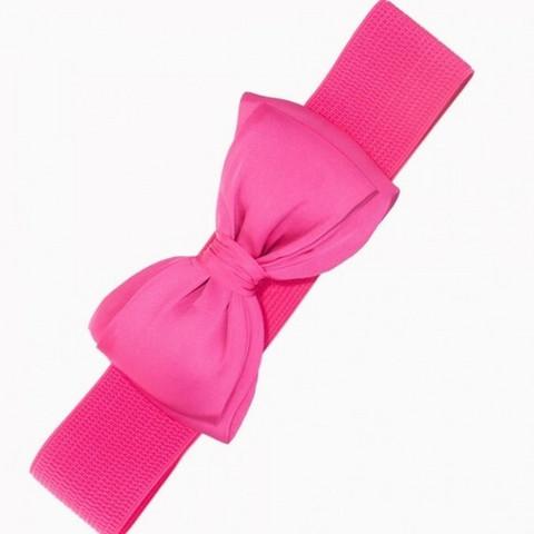Rusettivyö Pinkki