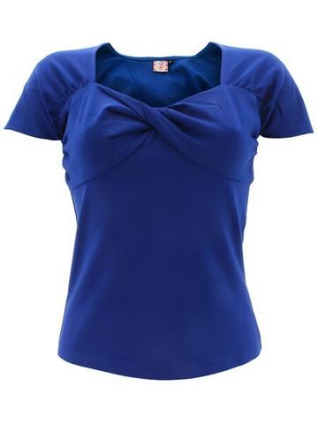 T-paita Royal Sininen
