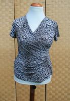 Pariisin malliston leopardi pusero