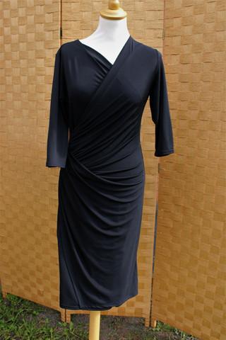 Pariisin malliston musta tunika