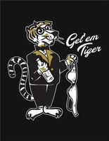 Get'em tiger t-paita