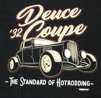 Deuce Coupe 32 T-paita