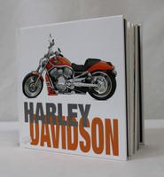 Harley Davidson -kirja