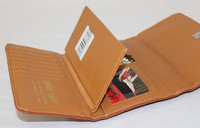Ruskea Betty Boop -lompakko