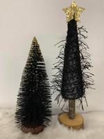 Joulukuusi Hendry, musta