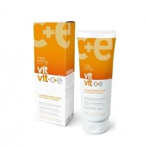Diet Esthetic VitVit C-vitamiini kirkastava ja kuoriva naamio 100ml