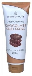 Pretty Smooth Chocolate Mud Mask 200ml