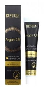Revuele Argan Oil Hand & Nail Cream - Serum 50ml