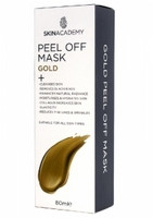 Skin Academy Peel Off Mask - Gold 80ml