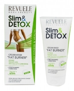 Revuele Slim & Detox Fat Burner Cream-Mask 200ml