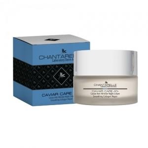 CAVIAR CARE 40+ Kaviaari Anti-wrinkle yövoide 50 ml