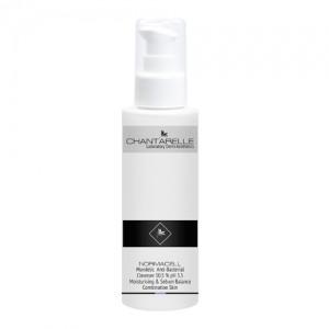NORMACELL Mandelic Anti-Bacterial Cleanser 10.5 % pH 3.5 Moisturising & Sebum Balance Combination Skin 200ml