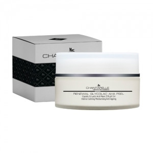 RENEWAL GLYCOLAC AHA PEEL Glycolic & Lactic Acid Mask 25% pH 3.4 100m