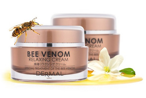 Dermal Bee Venom Relaxing Cream - Mehiläisvoide 50 ml