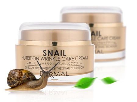 Dermal Snail Nutrition Wrinkle Care Cream - Etanavoide 50ml