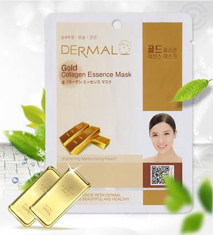 Collagen mask - Gold