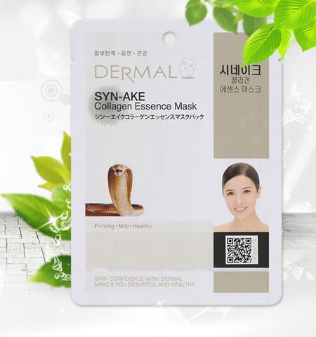 Collagen mask - Syn-Ake