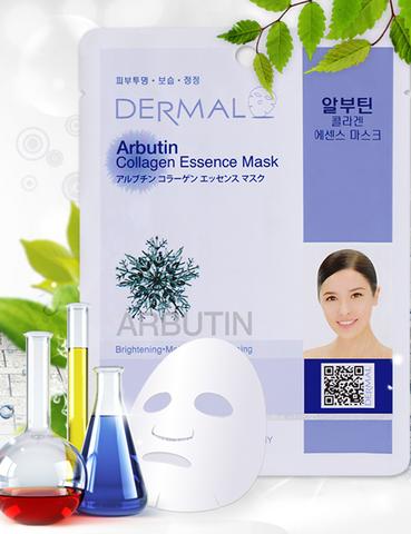 Arbutin Collagen mask