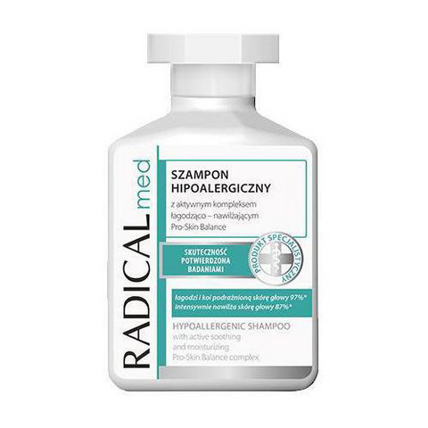 RADICAL hypoallergeeninen shampoo 300ml