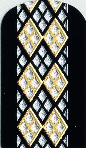 Tarramanikyyri nail stickers