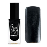 Nail lacquer grey deluxe 076 11ml
