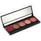 Lipstick palette of warm tones 5x1.5g