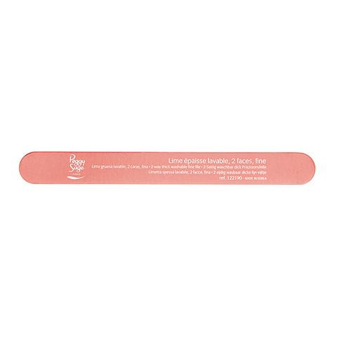 2-way chunky nail file  600/600, pink