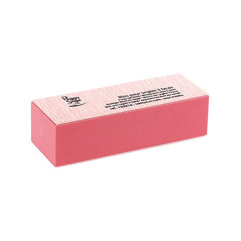 2-way zebra pink block