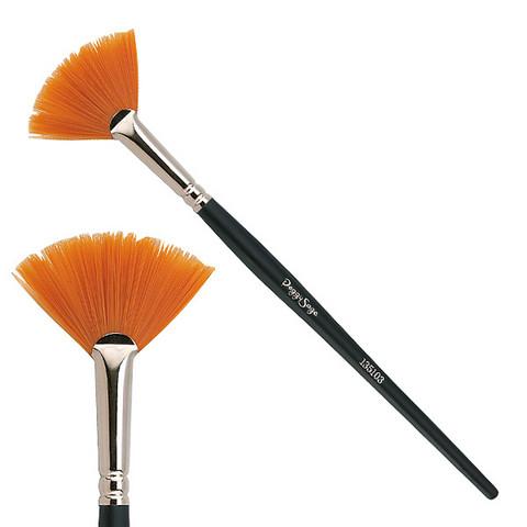 Fan brush - Nylon