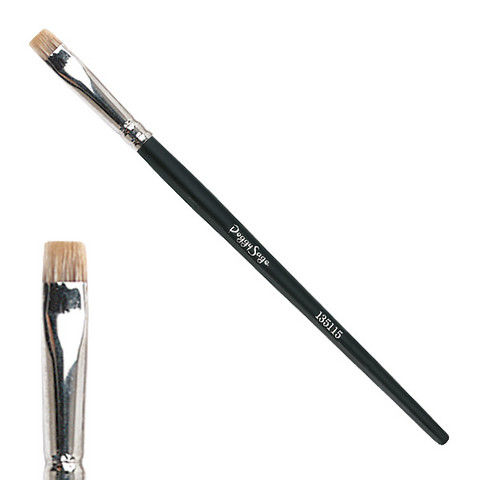 Corrective brush - Badger hair