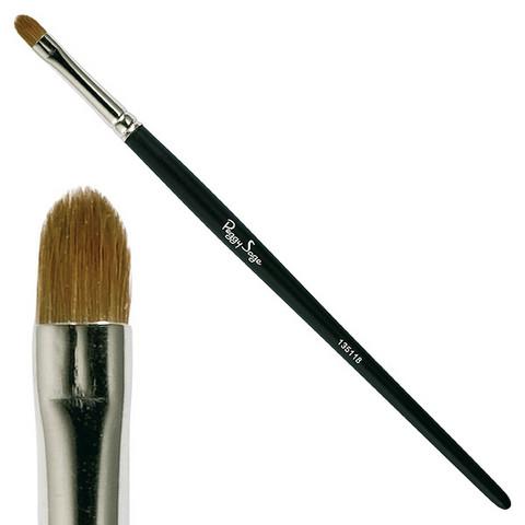 Eye shadow & lip brush 6mm - Sable hair