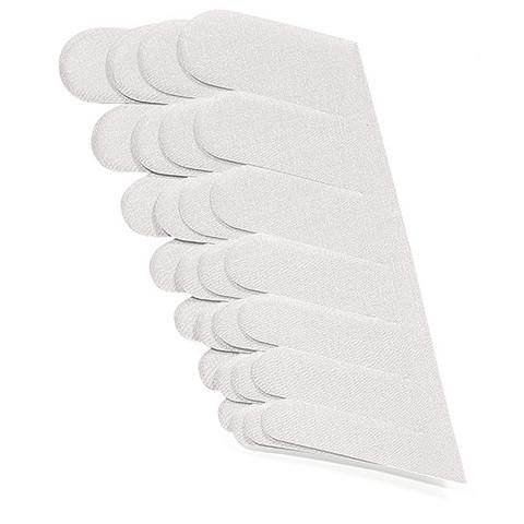 70 silk wraps white