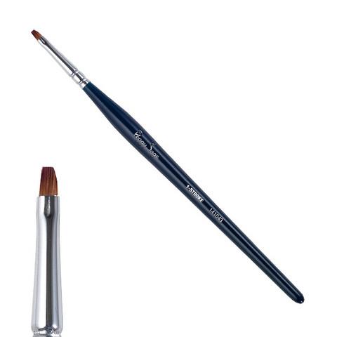 1-stroke flat brush L