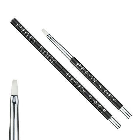 Rhinestones brush for UV gel #06