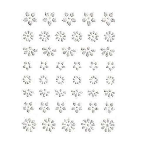 3D decorative nail stickers