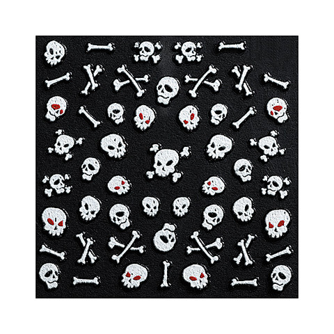 Decorative nail stickers Pirates
