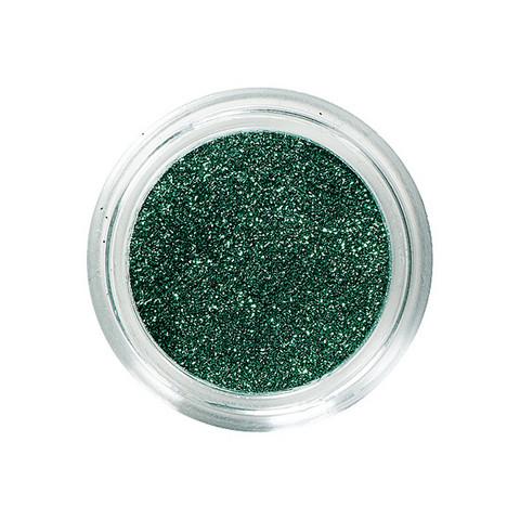 Nail glitters vert