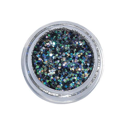 Ultra-sparkling nail glitters UV gel onyx