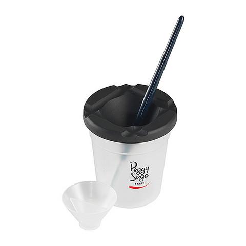Non-spill pot