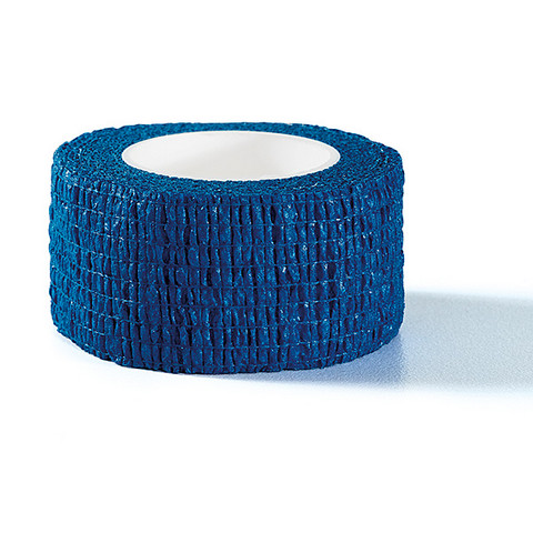 Self adhesive strip blue