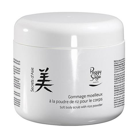 Soft body scrub with rice powder 500ml