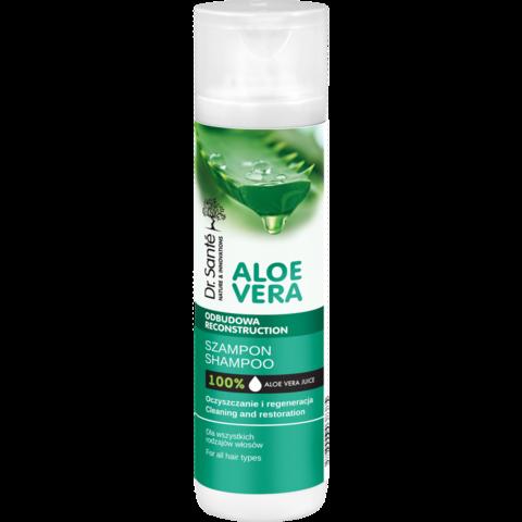 Dr. Santé Aloe Vera vahvistava shampoo 250ml