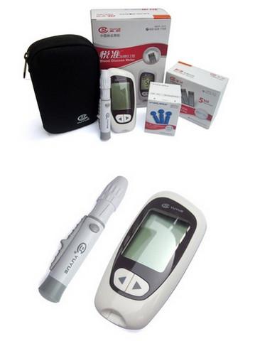 Glukoosimittari