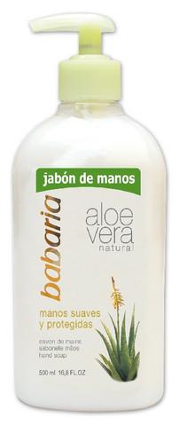 Babaria Aloe Vera nestesaippua 500ml