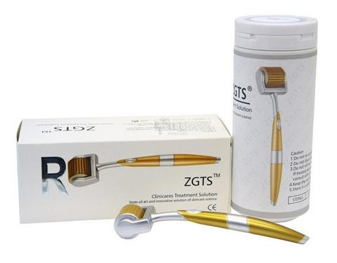 ZGTS Dermarolleri 192 neulaa, titanium 0,75mm