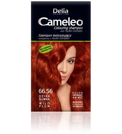 KIRKAS PUNAINEN sävyttävä (66.56) shampoo 40ml