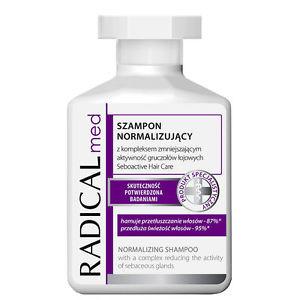 Radical shampoo rasvoittuville hiuksille ja hiuspohjalle 300ml