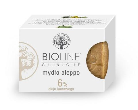 Bioline Aleppo-palasaippua 6%, 200g